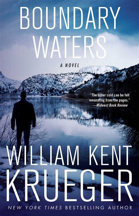 white detective connors volume 1 books boundary waters book by william kent krueger official