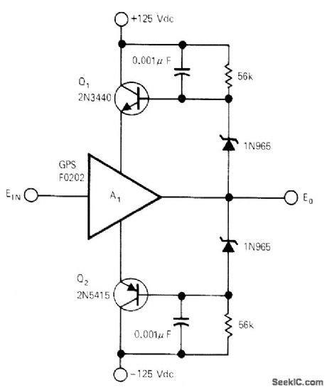high voltage jfet transistor high voltage jfet transistor 28 images high gain jfet audio lifier simple circuit diagram