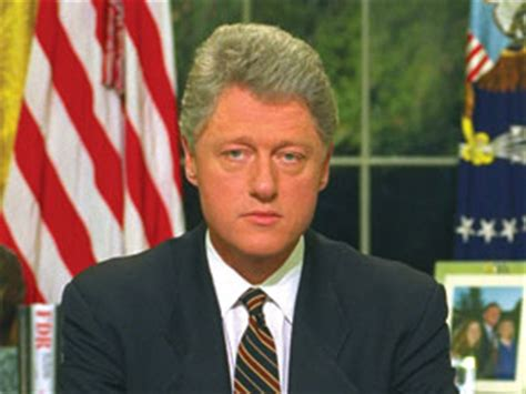 bill clinton presidency opinion 1994 and 2010 there s no comparison martin