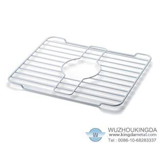 wire rack sink protector kitchen sink mat kitchen sink mat supplier wuzhou kingda