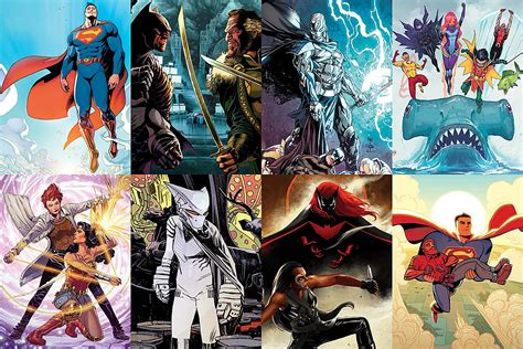 Dc Comics Justice League 14 April 2017 dc and vertigo comic book releases for april 2017 solicitations