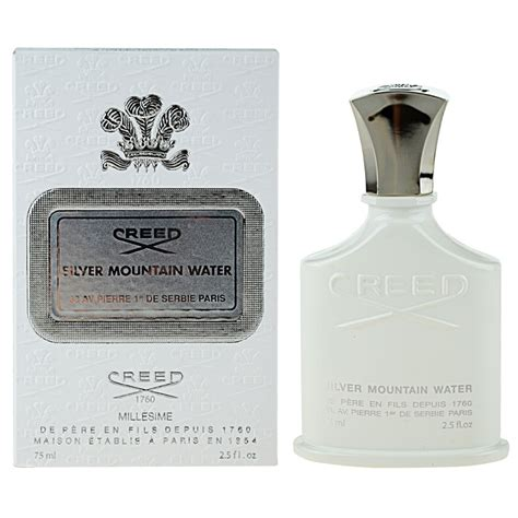 Parfum Creed Silver Mountain creed silver mountain water eau de parfum para hombre 120