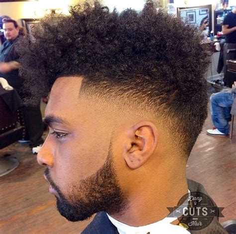 dope black male haircuts this fade is dope clean hairstyle for black women