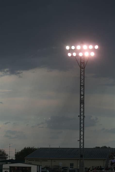 stadium lights reference