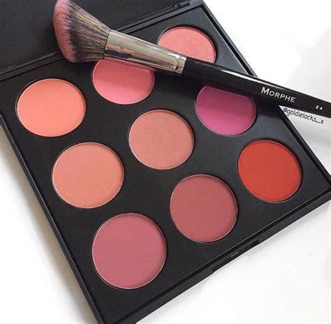 Kosmetik Blusj On morphe blush palette makeup beautiful follow me and