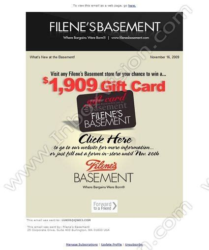 Global Sweepstakes Company - 19 best images about email design gift card on pinterest