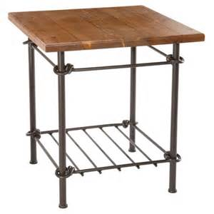 Iron Side Table Living Room Tables Living Room Table Furniture Humble Abode