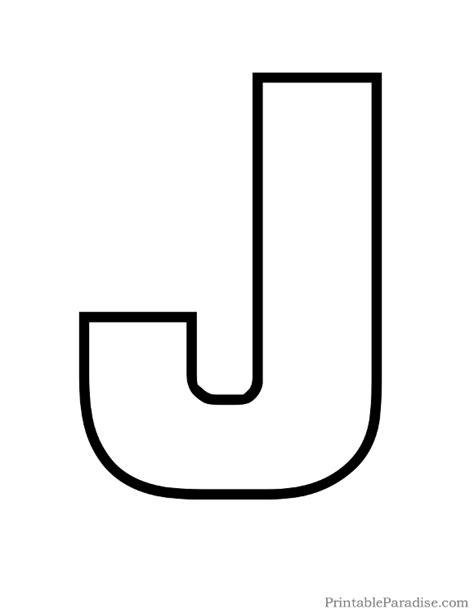 Letter J | Letters – Free Sample Letters J