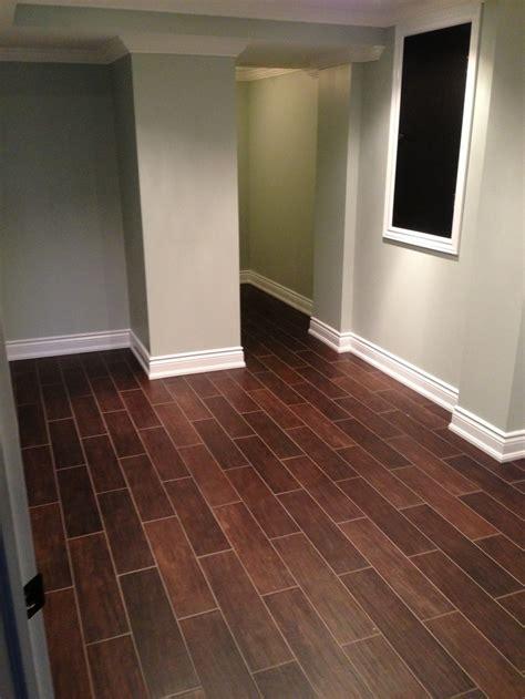 hardwood floor alternative hardwood styled tile dark