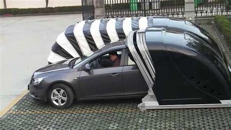 Pop Up Car Port by Portable Pop Up Garage