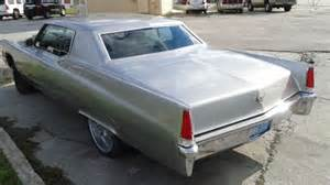 1969 Cadillac Parts 1969 Cadillac Coupe Low Vintage Classic Or