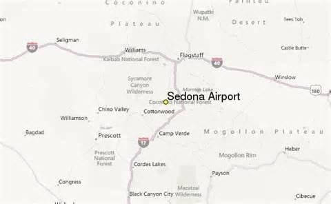 sedona airport az weather station record historical