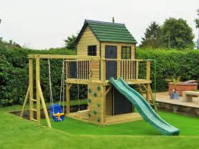 play home forest mega playhouse climbing frame playways
