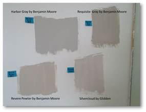 Blue Barn Marina Gray Owl Versus Revere Pewter Paint Colors Ask Home Design