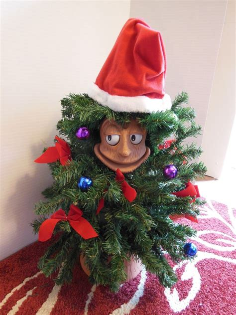 talking xmas tree telco motionette 24 quot animated singing and 11 similar items