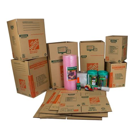 the home depot 12 box living room moving kit hdlr1 the