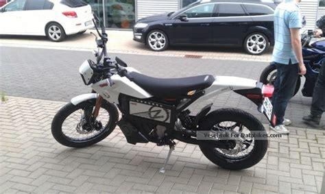 Zero Motorrad 125 by 2012 Zero Xu 2012 Such As Mx X Electric As New