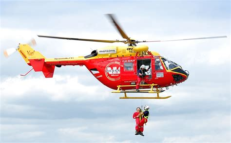 what is a rescue auckland rescue helicopter trust