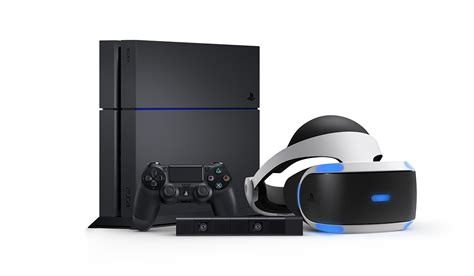 Vr Ps Ps4 Neo Exists Because Playstation Vr Was Going To Be