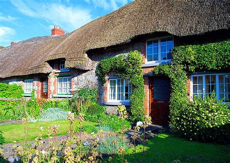 adare a in county limerick ireland on