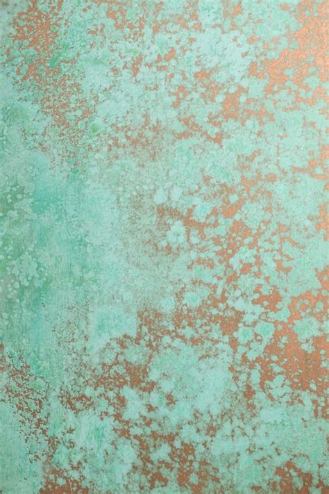 copper paint patinas and copper on