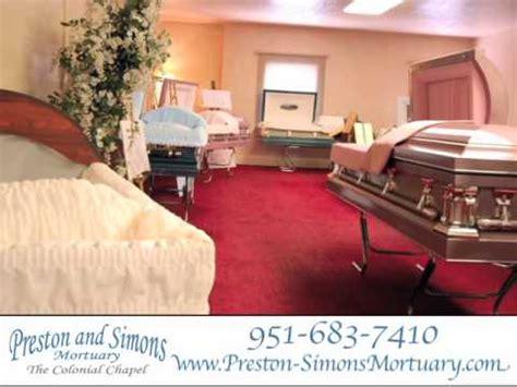 simons mortuary funeral homes directors