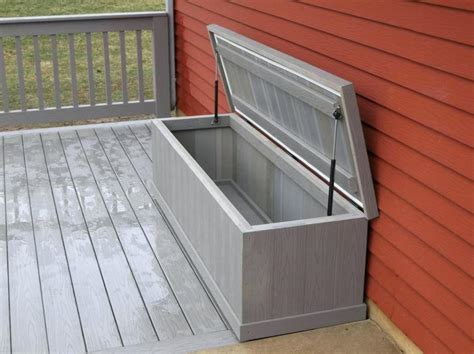 costco outdoor storage bench ikea outdoor storage boxes shelvespatio bench costco deck diy bradcarter me