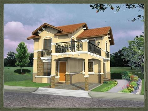 Ultra Modern Small House Plans Modern House Plans Designs House Plans Philippines