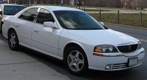 Bring Ls by File 2000 2002 Lincoln Ls Jpg Wikimedia Commons