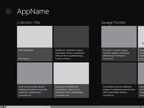 xaml page layout fear and loathing demystifying the windows 8 grid