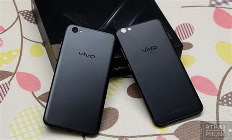 Black Matte Vivo V7 Plus พร ว ว vivo v5s และ v5 plus matte black limited edition