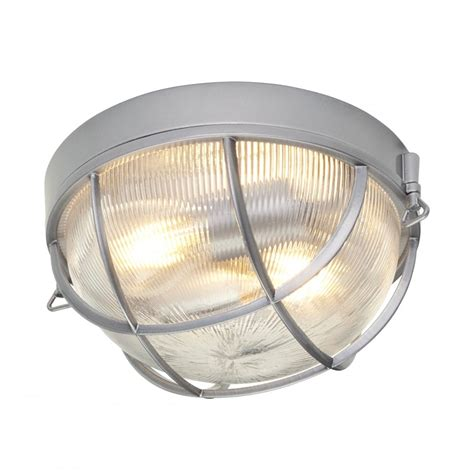 Nautical Style Outdoor Lighting Nautical Outside Wall Light Or Flush Fitting Bulkhead Ceiling Light