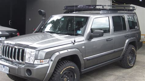 Jeep Roof Jeep Commander Roof Racks