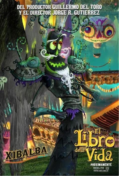 posters de personajes y clip de el libro de la selva original jpg view el libro de la vida xibalba