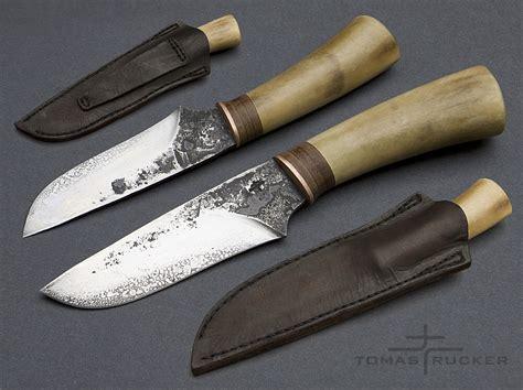 handmade custom knives custom handmade knives tomas rucker