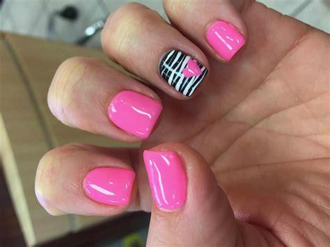 Nail De by Pink Summer Nail Nail Ftempo