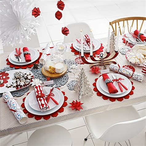 amazing christmas table decorations godfather style