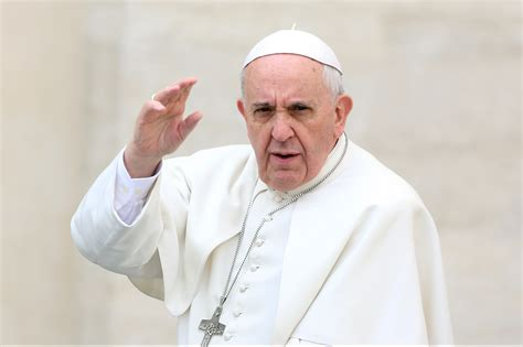 biography of pope francis pope francis says lukewarm faith is dangerous to the