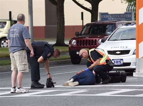 hit by car hit by car on wolf road in colonie times union