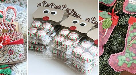 Giveaways For Christmas Party - 12 days of christmas diy party favors craft paper scissors