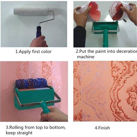 002y Wallpaper Paint Roller Painting Roll Motif Tanpa Aplikator Roller Paint Applicator Percantik Dinding Anda Dengan