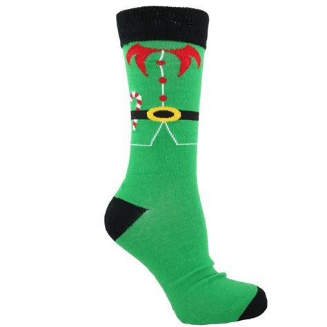 mens boys christmas socks festive feet santa reindeer