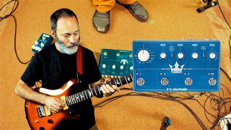 tutorial guitar effects ambient guitar effects walkthrough tutorial 4 tc