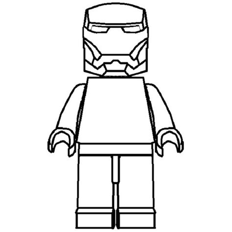 printable lego iron on lego iron man coloring pages to print superhero
