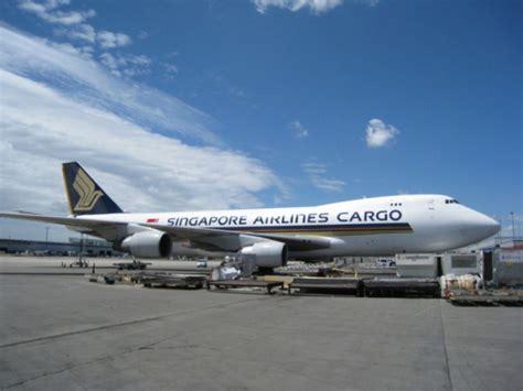 singapore airlines cargo losses decline   air