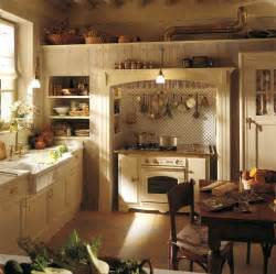 Country Chic Kitchen Ideas Country Style White Kitchen With Modern Wood Base Cabinet Also Corner Space Wall Shelf