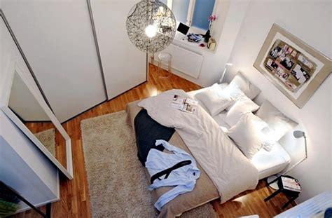 setting up small bedroom 20 ideas for optimal planning interior design ideas ofdesign