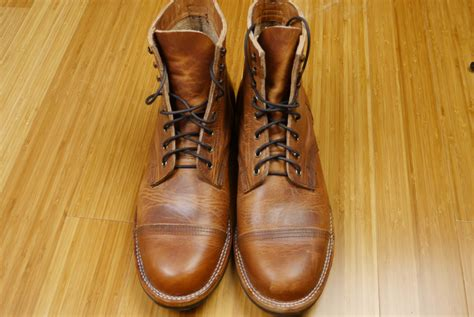 Truman Boot Up reviewing the truman boot co horween dublin