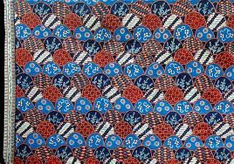Batik Wajik Garutan motif batik garutan nan eksotik warisan nusantara