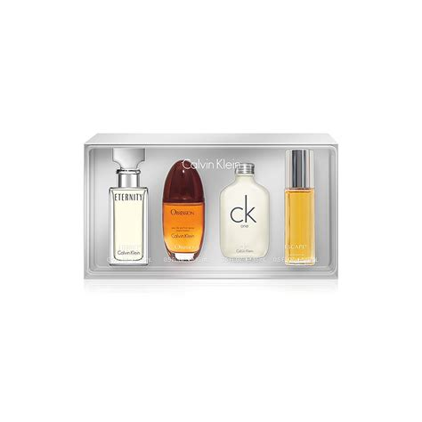 calvin klein 4 pc women s fragrance gift set sears